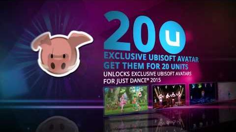 Just Dance 2015 - Exclusive Uplay Rewards UK