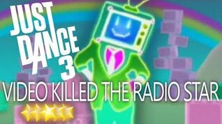 Just Dance 3 Simon Says Mode Video Killed The Radio Star 5 Stars