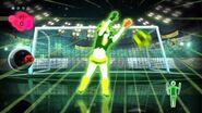 Futebol jd2 gameplay