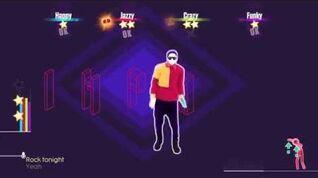Imposs - Stadium Flow Official Gameplay Just Dance 2016