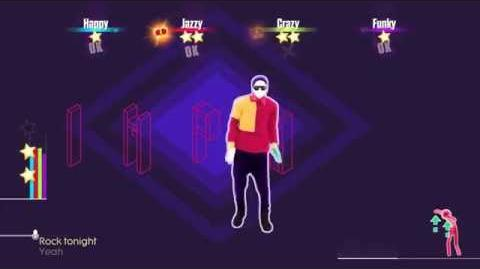 Imposs - Stadium Flow Official Gameplay Just Dance 2016