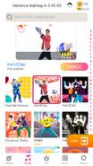 Handclapfan jdnow menu phone 2020