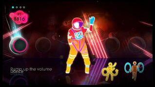 Just Dance 2 (DLC) - Pump Up The Volume - 5 Stars