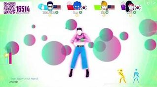 Just Dance Now Blow Your Mind Mwah (5 stars)