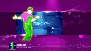 Step By Step - New Kids On The Block(Just Dance 2017)