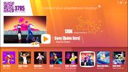 Sway jdnow menu updated