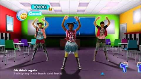 Whip My Hair - Just Dance Kids 2