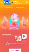 Dancingqueen jdnow coachmenu phone