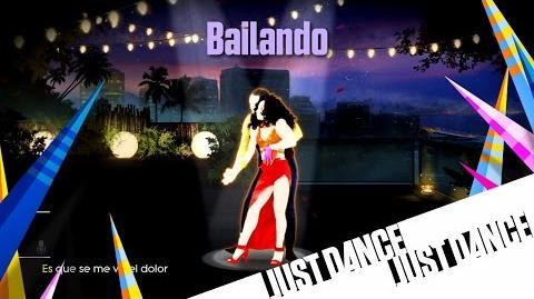 Just Dance 2015 - Bailando