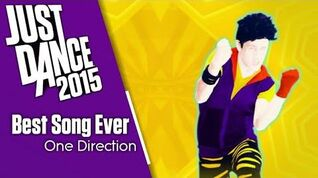 Just Dance 2015 - Best Song Ever (Mashup)