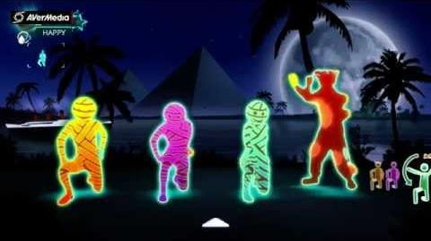 Just Dance 3 Night Boat To Cairo, Madness (Dance creew) 5*