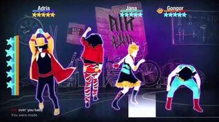 Kiss - I Was Made For Lovin' You Just Dance 2019 SUPERSTAR Full Gameplay 5 Stars