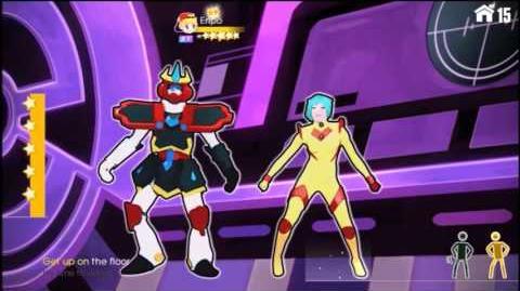 Nitro Bot - 舞力全开:活力派