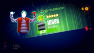 Troublemaker jd2014 score