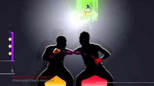 Diamonds (Seated Dance) - Just Dance 2015