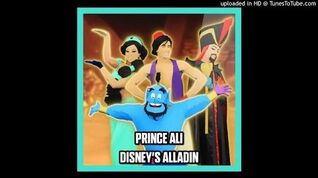 Disney's Alladin - Prince Ali