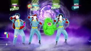 Just Dance 2017 - Ghostbusters by Ray Parker Jr.