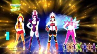 Just Dance 2017 unlimited Pound The Alarm 5 stars