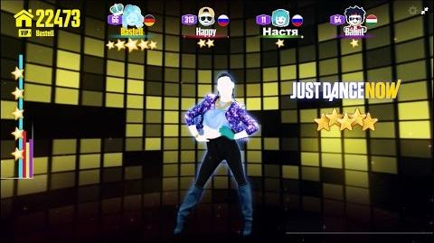 Just Dance Now - Улыбайся (Smile) 5*