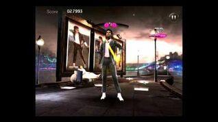Michael Jackson The Experience - Billie Jean (3DS version)