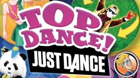 Top Dance! Just Dance — game overview at SPIEL 2016 by designer Wlad Watine