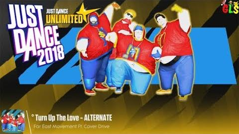 Turn Up the Love (Sumo Version) - Just Dance 2018