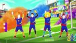 (PS4) Just Dance 2018 Waka Waka (This Time For Africa) Versión Futbol 5 Stars MEGASTAR