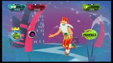 Crazy Christmas - Just Dance 3