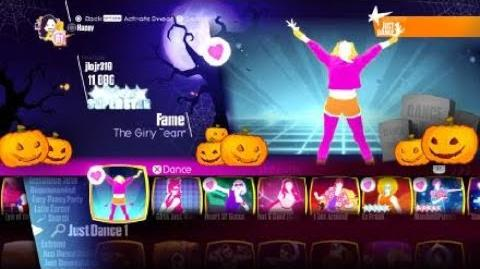 Fame - Just Dance 2018