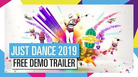 Free Demo Trailer - Just Dance 2019 (UK)