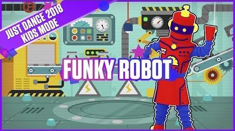 Funky Robot - Gameplay Teaser (US)