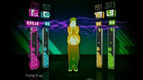 "Just Dance™ Gameplay ""Pump up the Jam"" Technotronic"