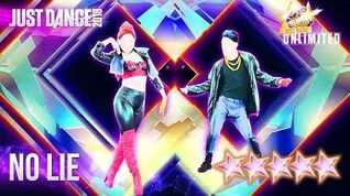 Just Dance 2018 (Unlimited) No Lie - 5 stars