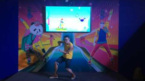 Just dance 2018 - In the hall of the pixel king by Dancing Bros (Brasil Game Show 2017)