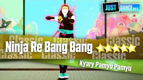 Kyary Pamyu Pamyu - Ninja Re Bang Bang Just Dance Wii U