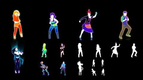 Maneater (Party Master Extraction) Just Dance 4