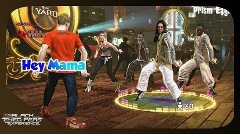 Hey Mama - The Black Eyed Peas Experience (Xbox 360)