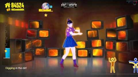 Just Dance Now - Diggin' In The Dirt - 5 Stars
