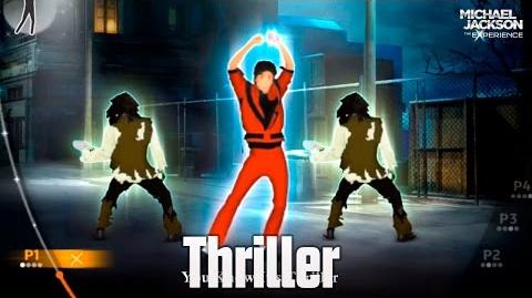 Thriller - Michael Jackson The Experience (Wii graphics)