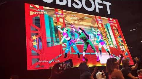 Work Work - Just Dance 2019 (Gamescom)