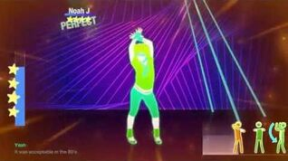 Acceptable in the 80s - Just Dance 2019
