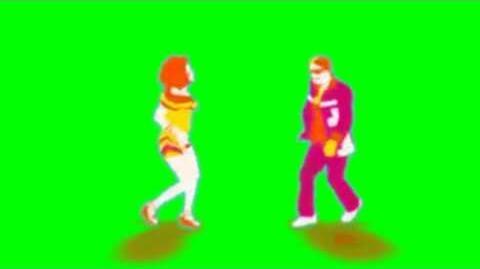 Just Dance 3 Baby Zouk Green Screen Extraction