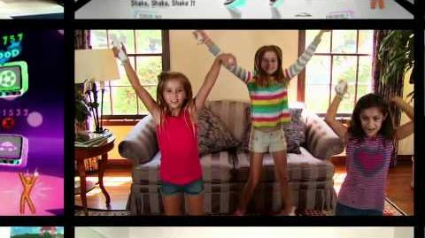 Just Dance Kids Trailer