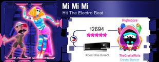 MiMiMi M617Score