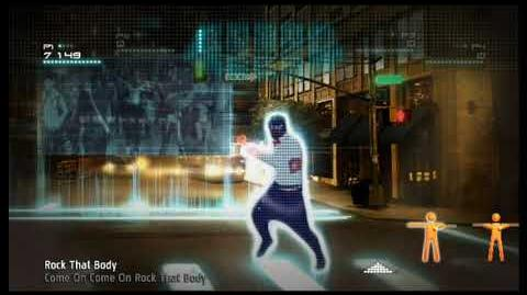 Rock That Body - The Black Eyed Peas Experience (Wii)