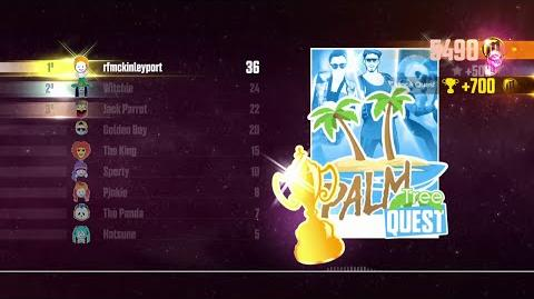 Just Dance 2016 - Dance Quest (Palm Tree Quest - Dance Master) - 2 17