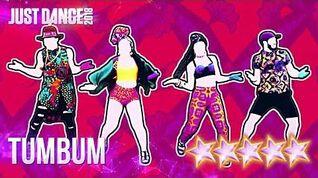 Just Dance 2018 Tumbum - 5 stars