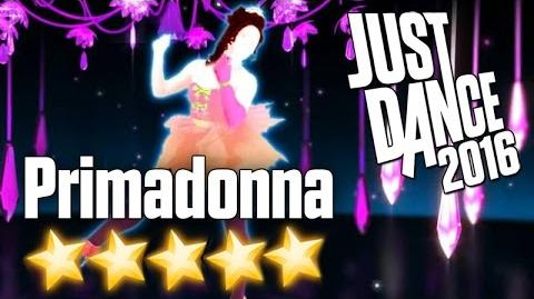 Primadonna - Just Dance 2016