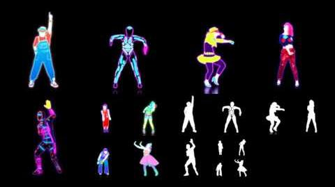 Rock N Roll (Party Master Extraction) Just Dance 4
