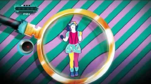 """(ジャストダンス2) JUST DANCE WII 2 """"PON PON PON"""" Kyary pamyu pamyu HD"""